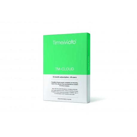 TimeMoto Cloud pour tout Navigateur web